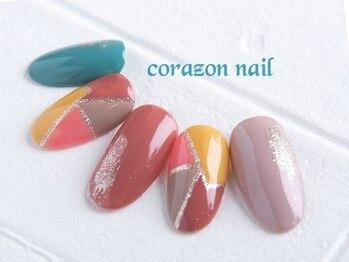 コラソンネイル(corazon nail)/選べるデザインコース