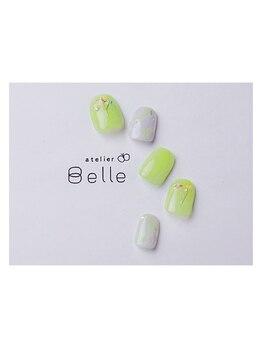 アトリエ ベル(atelier Belle)/パッとフワッと*