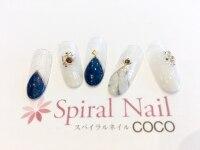 スパイラルネイル 静岡COCO店(SPIRAL NAIL)