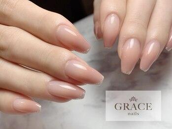 グレース ネイルズ(GRACE nails)/ロングネイル