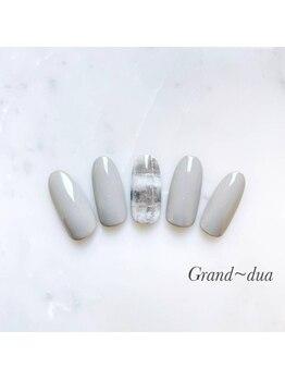 グランドゥア(Grand dua)/ハンド/持ち込みデザイン¥5720