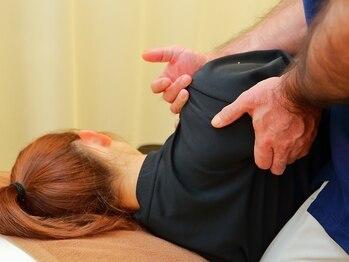 ほぐし整体 和みの写真/慢性的な首肩凝り・膝痛などの原因は身体の歪みから!熟練整体師が骨格の歪みをしっかり正して不調を改善!!