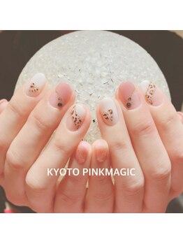 ピンクマジック(PINKMAGIC)/レオパードフレンチ