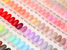 カラーは全100種類以上ご用意♪