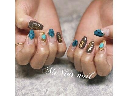 メビウスネイル(MeVius nail)の写真