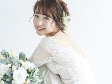 ラヴィーチ 表参道店/プレ花嫁/ブライダル/wedding/眉