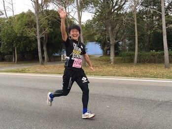 アイズトータルボディステーション 美野島店(I's TOTAL BODY STATION)/はるかぜマラソン