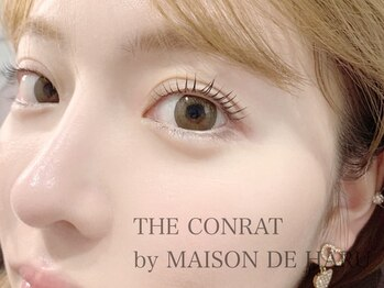 ザ コンラット(THE CONRAT by MAISONDE HARU)/keratinlashlift
