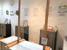ティーエヌ 澄川店の雰囲気(コロナウィルス対策のためアクリル板設置中です☆)