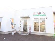 加圧トレーニングスタジオ ピースリー(P3)の雰囲気(駐車場2台完備☆こちらの白い建物です。)