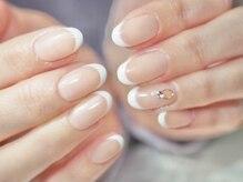 コットン ネイル(cotton nail)/美爪フレンチ