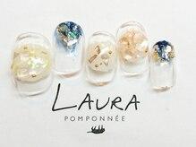 """ローラポンポニー(Laura pomponnee)/LAURA POMPONNEE""""Noble"""""""