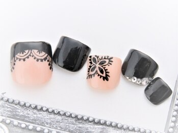 AXCEROSE nail&lash広尾駅上店_デザイン_12