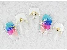 ネイルサロン ビーネ(nail salon Biene)/17年6月のおすすめコース-15