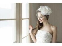 ウェディングドレスショップも運営、落ち着いた雰囲気のサロン♪