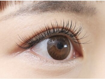 ナチュレ 仙台泉中央店(NATURE)の写真/マスカラ要らずで周りの目を惹く魅力的な瞳へ♪自まつ毛と自然に馴染むナチュラルな仕上がりに大満足◎
