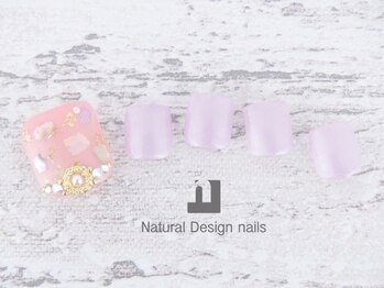 Natural Design nails & Eyelash 品川店_デザイン_12