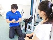 加圧トレーニングスタジオ ピースリー(P3)の雰囲気(丁寧にカウンセリングを行い効率の良いトレーニングをご提案◎)