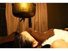 ユウ フクドメ ヘッドスパサロン(Yu Fukudome Head Spa Salon)の雰囲気(脳のリラクゼーション・シロダーラ。極上の癒しと最高の美髪へ♪)