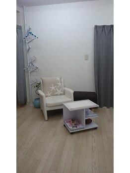 リラクゼーションサロン サージュ(Relaxation Salon Saje)/ゆったりスペースの店内