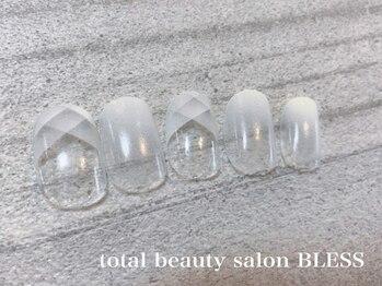 トータルビューティーサロン ブレス 天童店(BLESS)/エアリーデザイン
