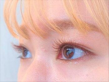 ベルアイラッシュ(vel-eyelash)/フラットマットラッシュ