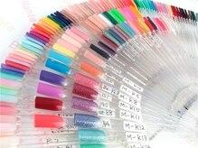 定額コースは全てカラー変更可♪カラーの種類は100種類以上♪
