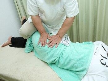 ピノキオ整体治療院の写真/《初回◆身体の歪みでお悩みの方0へ30分¥2500》身体のバランスを整え不調の原因を根本改善!毎日快適に♪