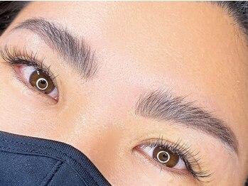 ジュエルズ アイ(JEWELZ-EYE)の写真/【衛生対策徹底】アイブロウを整え目元美人へ!しっかりしたカウンセリングで、貴方に合った眉デザインに♪