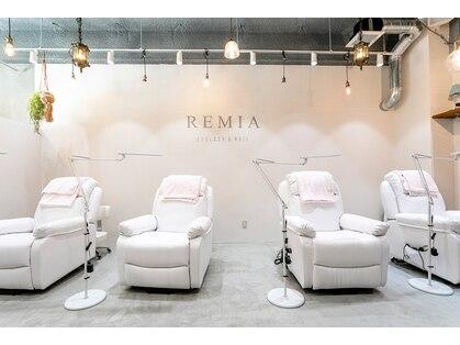 REMIA 戸塚 〜eyelash&nail〜