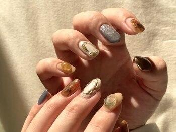 ネイルアトリエ アンジュ(nail atelier ANGE)