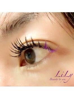 リリー(LiLy beauty to you.)/カラーMIXでオシャレなお目元♪
