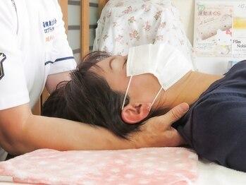ひづるの写真/スマホやデスクワークで凝り固まった首や肩を丁寧にほぐしながら改善☆施術後は体が軽くすっきり☆