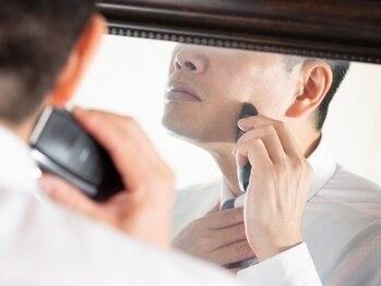 サロンドナーベル(Salon de navel)の写真/超有名ホストも絶賛の最新美肌脱毛★乾燥時期のカミソリ負けは卒業!完全個室でビジネスマンも通いやすい◎