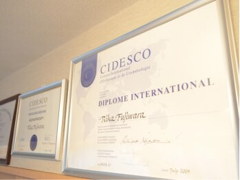 アンナビューティーサロン 博多店/CIDESCO国際資格保持♪