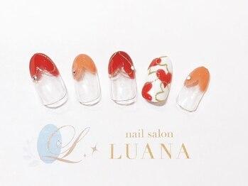 ルアナ(LUANA)/ときめくバレンタイン 7,980円