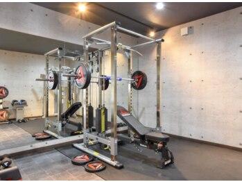 プライベートフィットネス アール(Private Fitness R)(山梨県中巨摩郡昭和町)