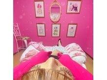 ピンクローズ(Pink Rose)の雰囲気(まつ毛メニューは、静かな個室でリラックスできる空間です)