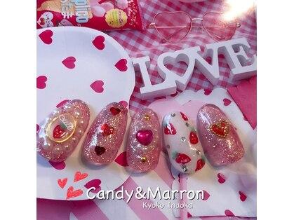 キャンディアンドマロン(Candy&Marron)の写真