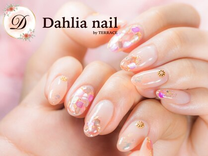 ダリア ネイル バイ テラス(Dahlia nail by TERRACE)の写真