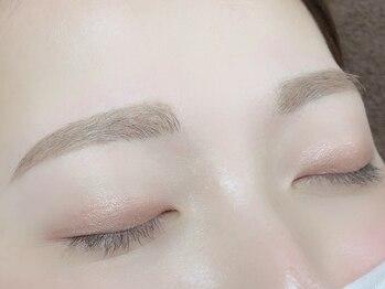 アイラッシュサロン アリア(eyelash salon aria)の写真/眉はお顔の印象を左右するとても大切なパーツ。あなただけのアイブロウスタイリングで理想の自分へ☆