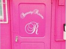ビューティルームRの雰囲気(完全プライベート空間です♪ピンクのドアが目印。)