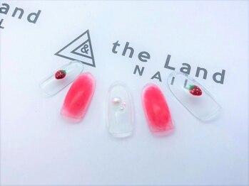 ザ ランド ネイル(the Land Nail)/苺 △松下