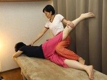 アリーマッサージサロン(Aree Massage Salon)の雰囲気(癖になる気持ち良さ♪)