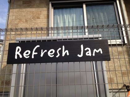 リフレッシュ ジャム(Refresh Jam)の写真