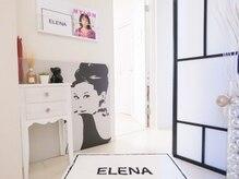 エレナ 表参道店(ELENA)の雰囲気(オシャレで綺麗な可愛い内装が人気の1つ理由♪SNS30万越え!!)