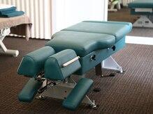 ボディーハピネス整体院の雰囲気(ドロップベッドを使用した施術がイチオシです!)