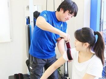 加圧トレーニングルーム P3/カウンセリング2