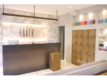 アース オーセンティック ネイルアンドアイラッシュ 東久留米店(EARTH Authentic)(東京都東久留米市)