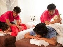 中国の伝統療法で代謝を高め、体の疲れ、コリ、むくみなどのお疲れケアにおススメです。